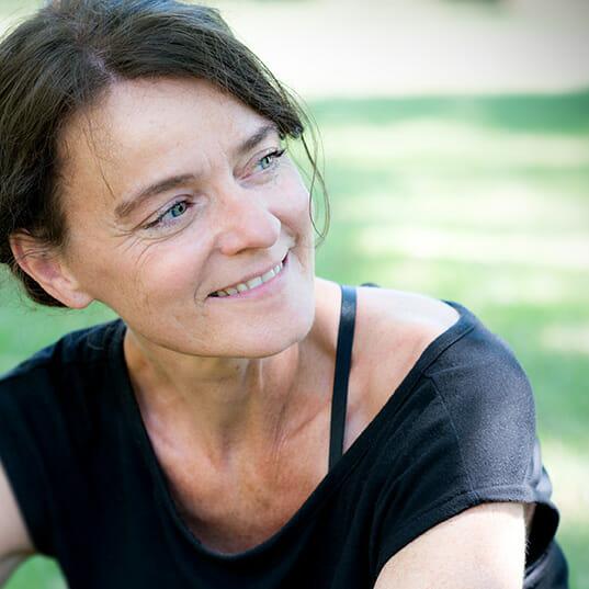 Alexandra Maria Timmel, Schauspielerin - Künstlerin Projekt Zukunft.TRÄUMEN - Foto: Simone Leonhartsberger