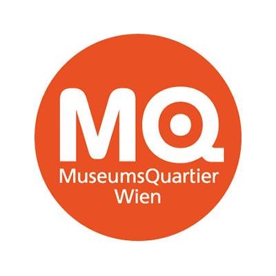Logo MuseumsQuartier Wien